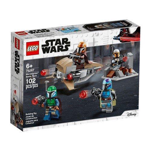 Lego Star Wars 75267: Mandalorian Battle Pack  (Lingua: Multilingua - Stato: Nuovo)