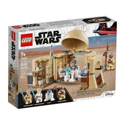 Lego Star Wars 75270: Rifugio di Obi-Wan  (Lingua: Multilingua - Stato: Nuovo)