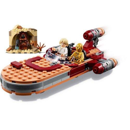Lego Star Wars 75271: Landspeeder di Luke Skywalker  (Lingua: Multilingua - Stato: Nuovo)