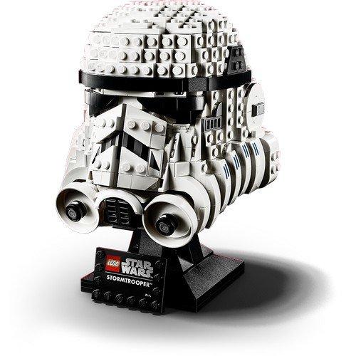 Lego Star Wars 75276: Casco di Stormtrooper™  (Lingua: Multilingua - Stato: Nuovo)