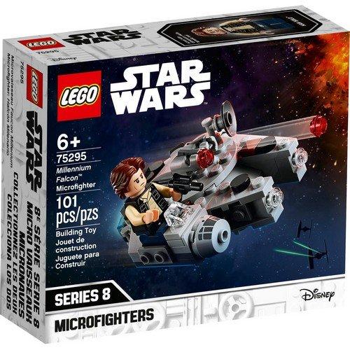 Lego Star Wars 75295: Millennium Falcon Microfighter  (Lingua: Multilingua - Stato: Nuovo)