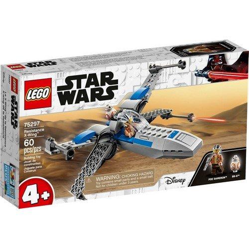 Lego Star Wars 75297: Resistance X-Wing  (Lingua: Multilingua - Stato: Nuovo)