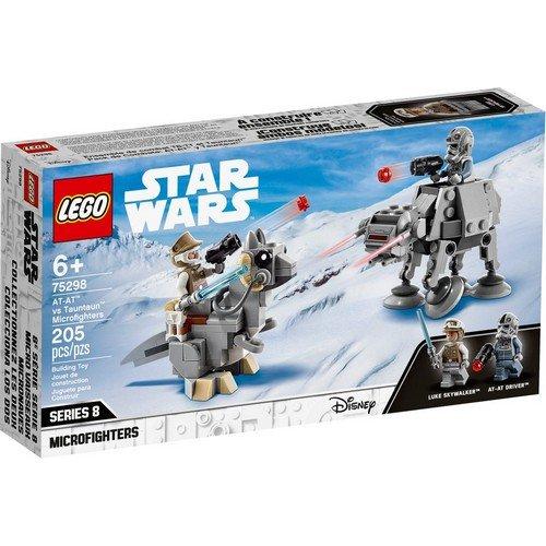 Lego Star Wars 75298: AT-AT vs Tauntaun Microfighters  (Lingua: Multilingua - Stato: Nuovo)