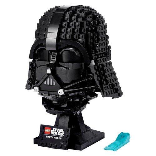 Lego Star Wars 75304: Casco di Darth Vader  (Lingua: Multilingua - Stato: Nuovo)