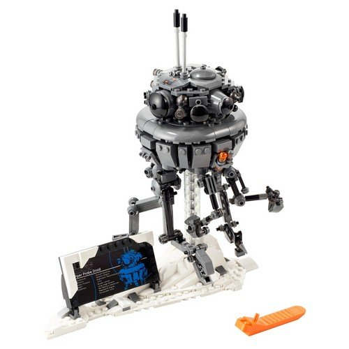 Lego Star Wars 75306: Imperial Probe Droid™  (Language: Multilingual - Conditions: New)