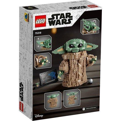 Lego Star Wars 75318: Il Bambino  (Lingua: Multilingua - Stato: Nuovo)