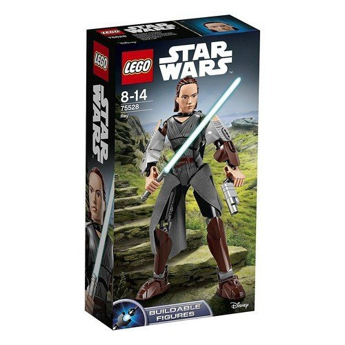 Lego Star Wars Buildable Figures 75528: Rey