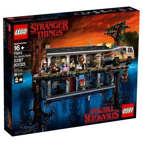 Lego Stranger Things 75810: Il Sottosopra  (Lingua: Multilingua - Stato: Nuovo)