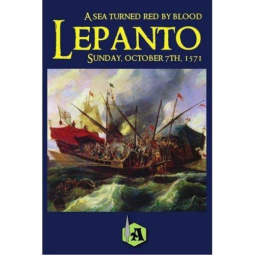 Lepanto 1571  (Lingua: Italiano, Inglese - Stato: Nuovo)