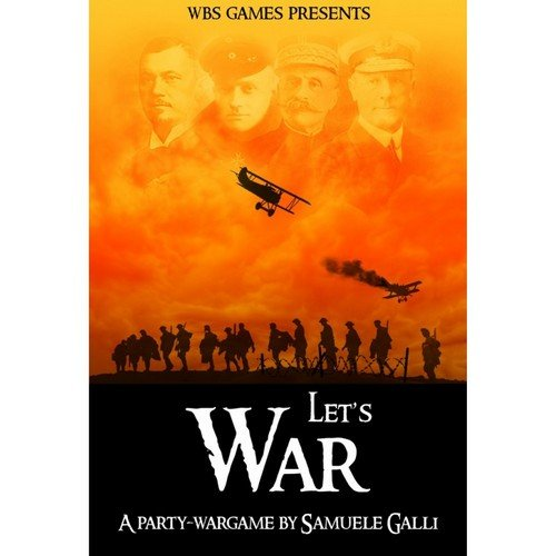 Let's War  (Lingua: Italiano, Inglese - Stato: Nuovo)