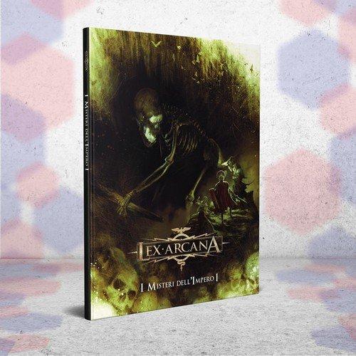 Lex Arcana, I Misteri dell'Impero I  (Lingua: Italiano - Stato: Nuovo)