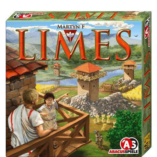 Limes  (Lingua: Inglese, Tedesco - Stato: Nuovo)