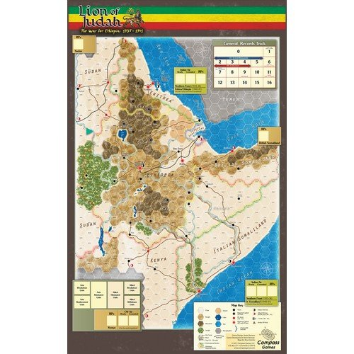 Lion of Judah  (Lingua: Inglese - Stato: Nuovo)