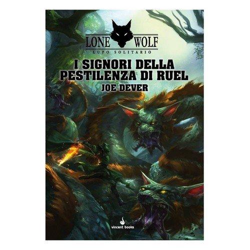 Lone Wolf 13: I Signori della Pestilenza di Ruel  (Lingua: Italiano - Stato: Nuovo)
