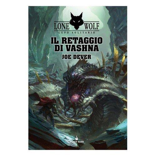 Lone Wolf 16: Il Retaggio di Vashna  (Lingua: Italiano - Stato: Nuovo)