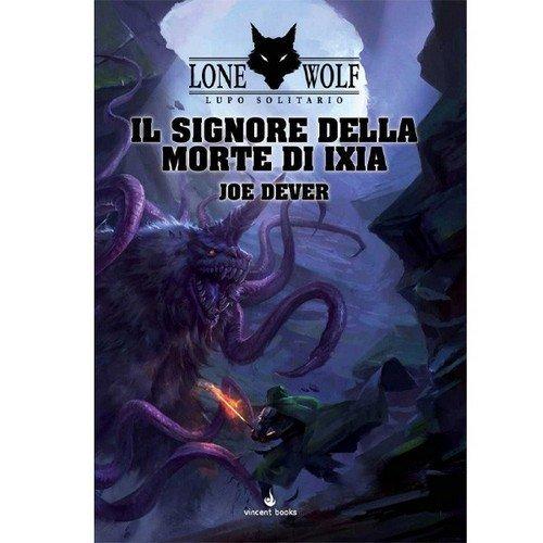 Lone Wolf 17: Il Signore della Morte di Ixia  (Lingua: Italiano - Stato: Nuovo)