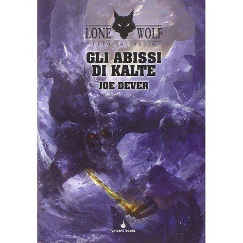 Lone Wolf 3: Gli Abissi di Kalte  (Lingua: Italiano - Stato: Nuovo)