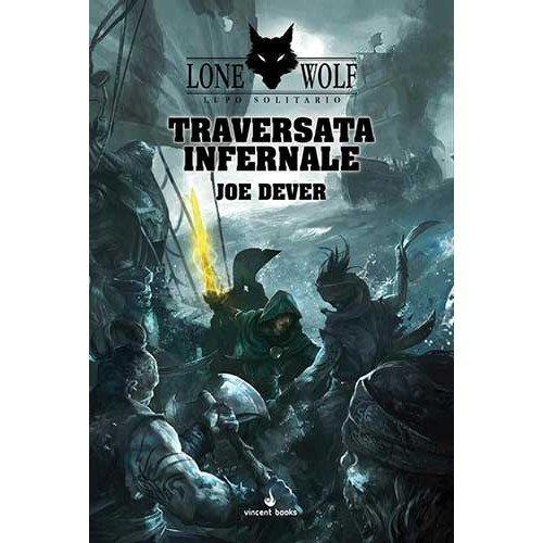Lone Wolf 2: Traversata Infernale  (Lingua: Italiano - Stato: Nuovo)
