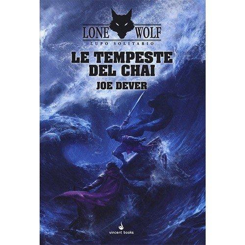 Lone Wolf  29: Le Tempeste del Chai  (Lingua: Italiano - Stato: Nuovo)