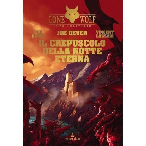 Lone Wolf 31: The Dusk of Eternal Night LIMITED EDITION  (Language: Italian - Conditions: New)