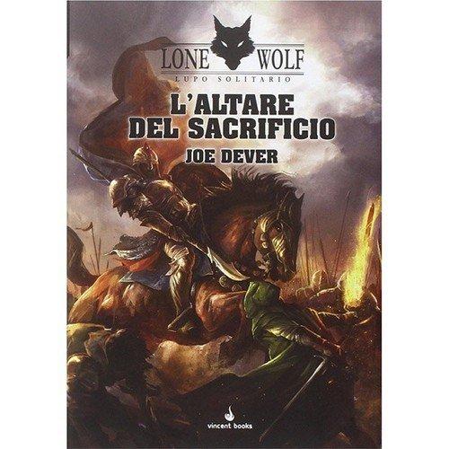 Lone Wolf 4: L'Altare del Sacrificio  (Lingua: Italiano - Stato: Nuovo)