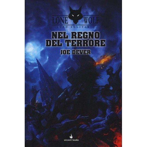 Lone Wolf 6: Nel Regno del Terrore  (Lingua: Italiano - Stato: Nuovo)
