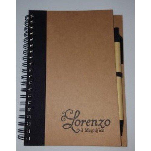 Lorenzo il Magnifico: Notebook Promo  (Stato: Nuovo)