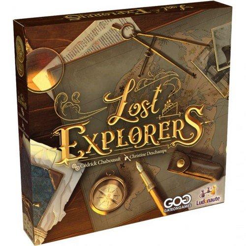 Lost Explorers  (Lingua: Italiano - Stato: Nuovo)
