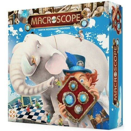 Macroscope  (Lingua: Inglese - Stato: Nuovo)