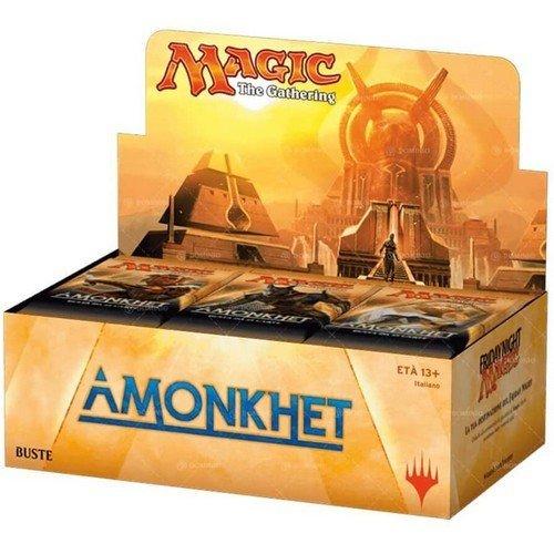 Magic Amonkhet Box 36 Buste  (Lingua: Inglese - Stato: Nuovo)