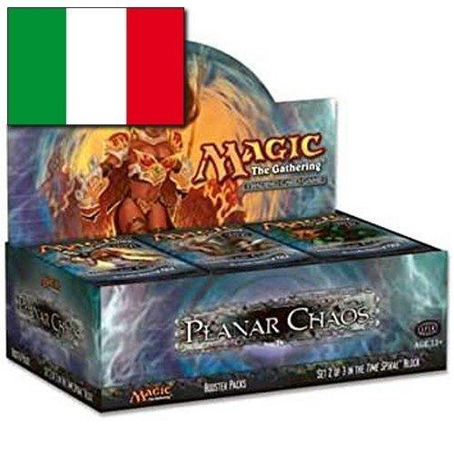 Magic Caos Dimensionale Box 36 Buste  (Lingua: Italiano - Stato: Nuovo)