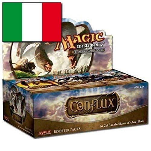 Magic Conflux Box 36 Buste  (Lingua: Italiano - Stato: Nuovo)