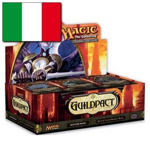 Magic Il Patto delle Gilde Box 36 Buste  (Lingua: Italiano - Stato: Nuovo)