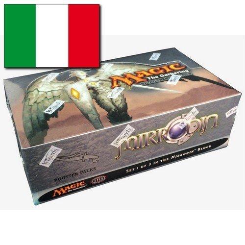 Magic Mirrodin Box 36 Buste  (Lingua: Italiano - Stato: Nuovo)