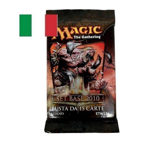 Magic Set Base 2010 Busta 15 Carte  (Lingua: Italiano - Stato: Nuovo)