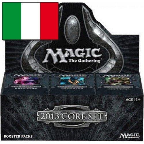 Magic Set Base 2013 Box 36 Buste  (Lingua: Italiano - Stato: Nuovo)