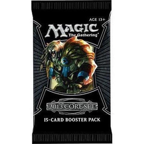 Magic Set Base 2013 Busta 15 Carte  (Lingua: Inglese - Stato: Nuovo)
