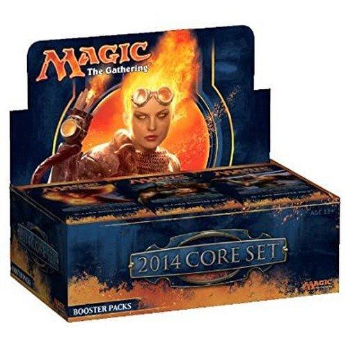 Magic Set Base 2014 Box 36 Buste  (Lingua: Inglese - Stato: Nuovo)