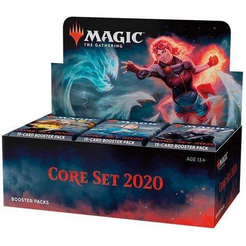 Magic Set Base 2020 Box 36 Buste  (Lingua: Inglese - Stato: Nuovo)