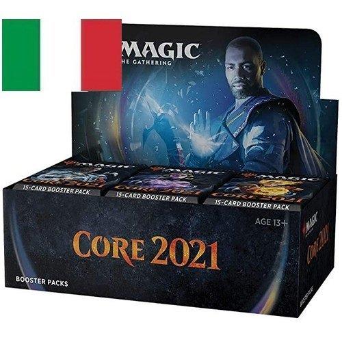 Magic Set Base 2021 Box 36 Buste  (Lingua: Italiano - Stato: Nuovo)