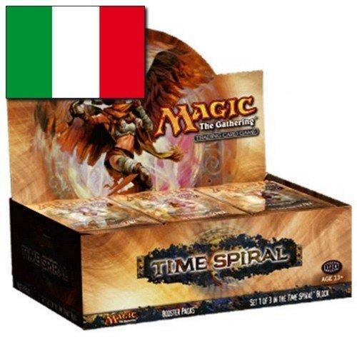 Magic Spirale Temporale Box 36 Buste  (Lingua: Italiano - Stato: Nuovo)