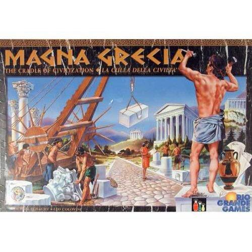 Magna Grecia  (Lingua: Italiano, Inglese - Stato: Nuovo)