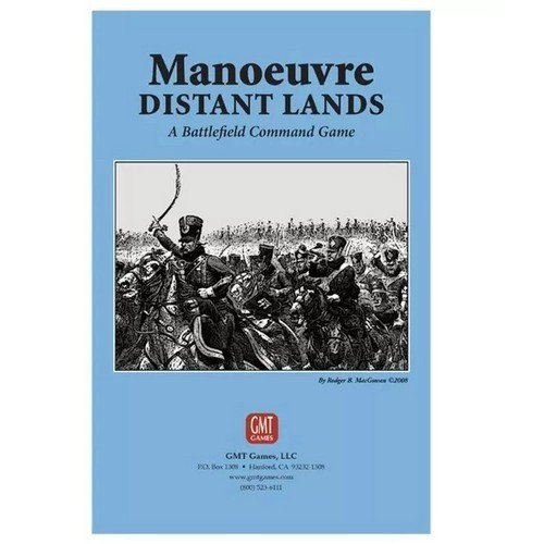 Manoeuvre Distant Lands  (Lingua: Inglese - Stato: Nuovo)