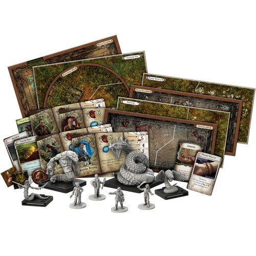 Mansions of Madness, Second Edition: Path of the Serpent  (Language: Italian - Conditions: New)
