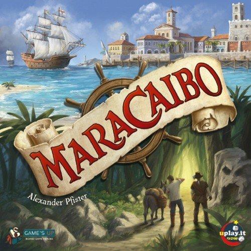 Maracaibo  (Lingua: Italiano - Stato: Nuovo)