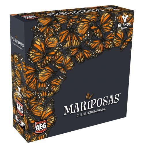 Mariposas  (Lingua: Italiano - Stato: Nuovo)