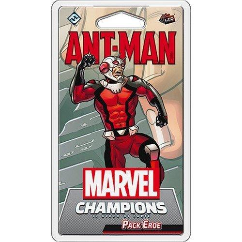 Marvel Champions LCG: Ant-Man Pack Eroe  (Lingua: Italiano - Stato: Nuovo)