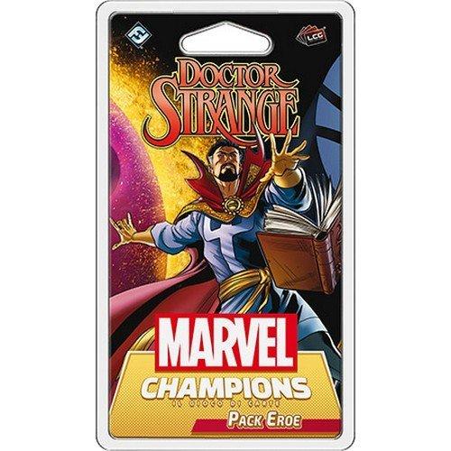 Marvel Champions LCG: Doctor Strange Pack Eroe  (Lingua: Italiano - Stato: Nuovo)