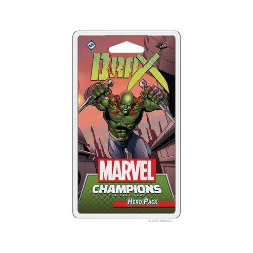 Marvel Champions LCG: Drax Pack Eroe  (Lingua: Italiano - Stato: Nuovo)