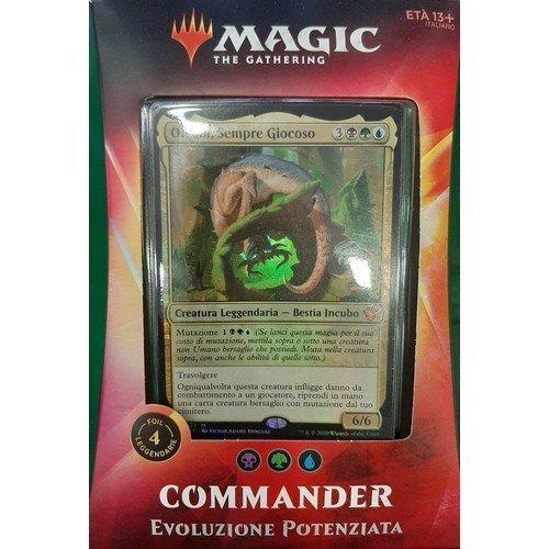 Mazzo Commander 2020: Evoluzione Potenziata  (Lingua: Italiano - Stato: Nuovo)